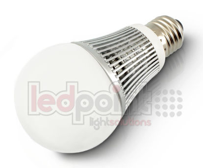 Picture of LED bulb warm white 2900-3100K, 9W, E27 base