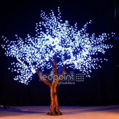 Picture of Cherry tree 3 m high cold white 24V with hidden cables
