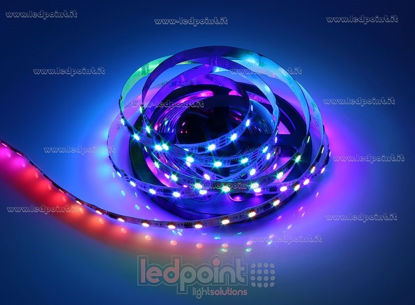 Immagine di Striscia led 5m Control RGB 5050 60led/m 12V 13W/m