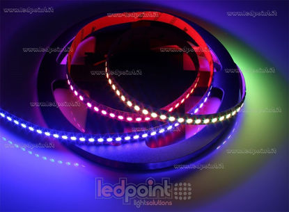 Immagine di Striscia led 1m Control RGB 5050 144led/m 5V 34,6W/m