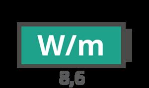 Immagine per la categoria Strisce led 8,6 W/m