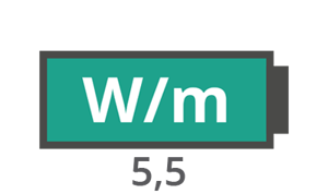 Immagine per la categoria Strisce led 5,5 W/m