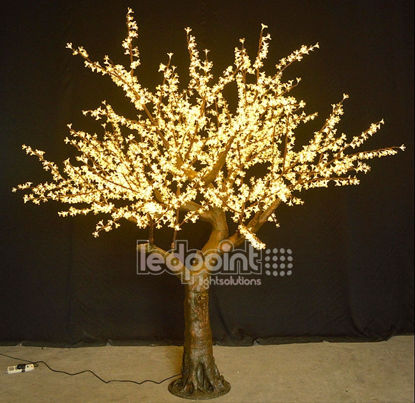 Picture of Cherry tree 2,5 m high warm white 24V, model A
