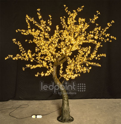 Picture of Cherry tree 2,5 m high warm white 24V, model B