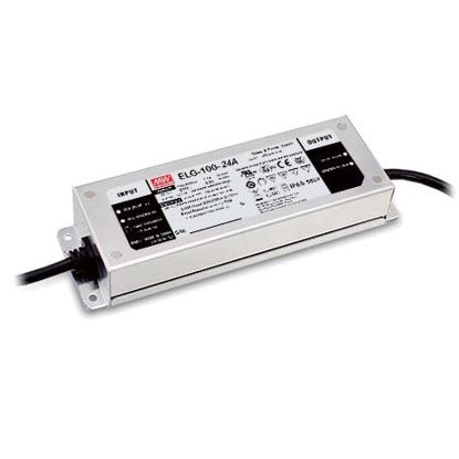 Picture of Mean Well power supply, 24V, 100W, IP65 (ELG-100-24A-3Y)