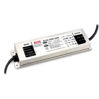 Picture of Mean Well power supply, 24V, 240W, IP67 (ELG-240-24A-3Y)