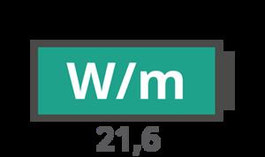 Immagine per la categoria Strisce led 21,6 W/m
