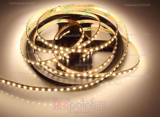 Bild von LED-Streifen 2,5m warm-weiß 3000K 3step 2835 140LEDs/m 24V 11W/m