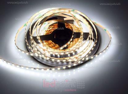 Bild von LED-Streifen 5m neutral-weiß 4000K 3step 2835 120LEDs/m 24V 9,6W/m, PCB 5mm