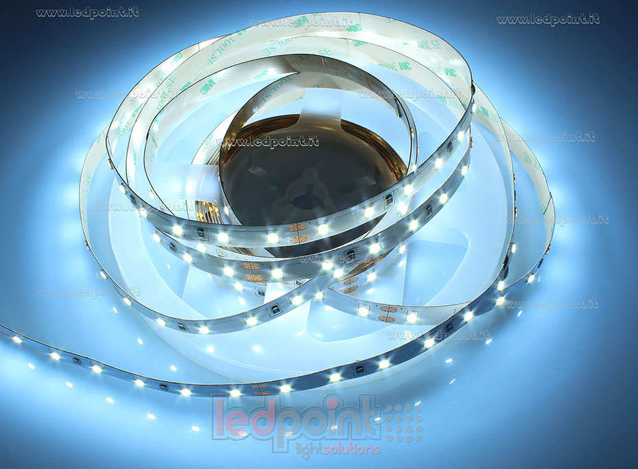 LED-Streifen 2835 24V IP20 6500K 3 step 60led/m F52-65s-0608F2