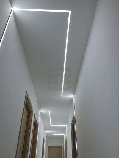 Luci Led Ufficio.Office Lighting Ledpoint S R L